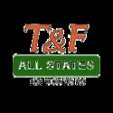 T & F All States Logo