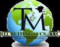 T & M Recruiting Svcs Logo