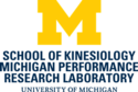 U-M School of Kinesiology Logo