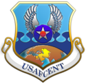 U.S. Air Forces Central Command Logo