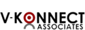 V-Konnect Associates Logo