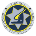 VA Department of Forensic Science Logo