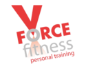 V Force Fitness Logo
