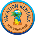 Vacation Rentals of North Myrtle Beach Logo