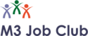 M3 Job Club Logo