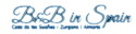 B and B in Spain Logo