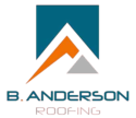 B Anderson Roofing Logo