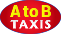 A to B taxis Logo
