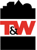 T & W Corporation Logo