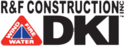 R & F Construction Logo