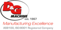D&G Machine Products Logo