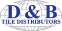 D&B Tile Distributors Logo