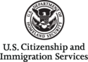 U.S. Citizenship and Immigration Services Logo