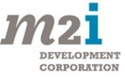 M2i Development Corporation Logo