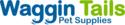 Waggin Tails & More Logo