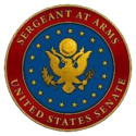 U.S. Senate Sergeant at Arms Logo