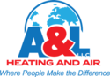 A & L Heating and Air Logo