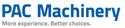 PAC Machinery Logo