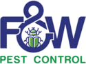 F&W Pest Control Logo