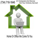 A-1 Computers and Service Logo