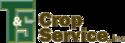 T & S Crop Services Logo
