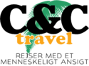 C&C Travel Logo