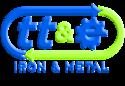 T T & E Iron & Metal Inc Logo