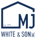 M. J. White & Son Logo