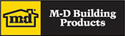 M-D Building Products Logo