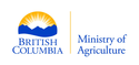 B.C. Ministry of Agriculture Logo