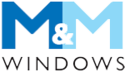 M&M Windows Logo