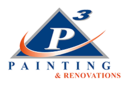 P3 Painting and Renovations Logo