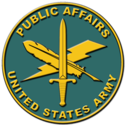U.S. Army, Office of the Chief of Public Affairs Logo