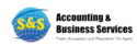 S & S Accounting and Business Services Logo