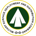 U.S. Army's Military Surface Deployment and Distribution Command Logo