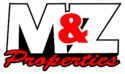 M and Z Properties Logo