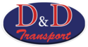 D & D Trucking and Services Logo