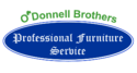 O'Donnell Brothers' Professional Furniture Service Inc. Logo