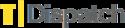 T Dispatch Logo