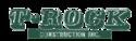T-Rock Construction Logo