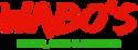 Wabo's Pizza Logo