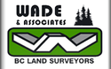 Wade & Associates BC Land Surveyors Logo