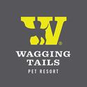 Wagging Tails Pet Resort Logo