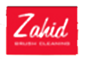 Zahid Brush Cleaning Logo