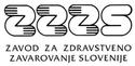 Zavod za zdravstveno zavarovanje Slovenije(ZZZS) Logo