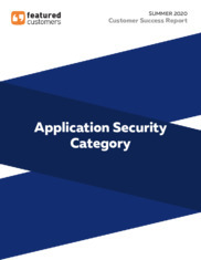 Summer 2020 Application Security