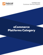Summer 2020 eCommerce Platforms