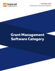 Summer 2020 Grant Management