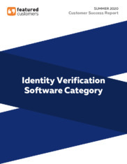 Summer 2020 Identity Verification